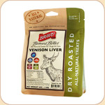 Bravo! Venison Liver Dry Roasted for Dogs & Cats