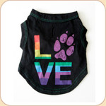 LOVE Tie Dye Charity Tank