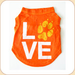 LOVE Orange Charity Tank