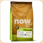 now FRESH Grain Free Turkey Recipe--Small Breed Dog