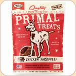 Primal Dry Roasted Chicken Shredders Treats