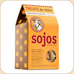 Sojos Peanut Butter & Honey Biscuits