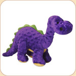 One Plush Purple Dino