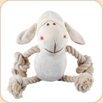 One Rope Sheep Toy