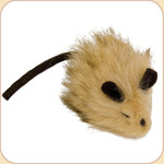 Squeaky Woolly Woolly Mouse