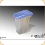 Van Ness Food Storage Container--small/4 lb.