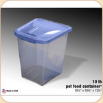 Van Ness Food Storage Container--10 lb.
