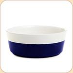 Blue Hand-Dipped Ceramic Bowl--3 sizes