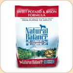 Natural Balance LID Sweet Potato & Bison