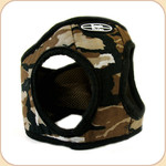 Choke-Free Camo Cotton Harness--Mesh Lining