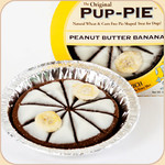 Boxed  PB & Banana Pup Pie