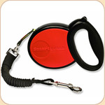 SMART LEASH LARGE Retractable Lead--3 colors