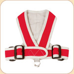 Precision Sport Harness in Nylon--Red