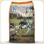 Taste of the Wild High Prairie Bison & Venison PUPPY