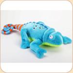 One Big Blue Chameleon