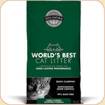World's Best Cat Litter Forest Scent