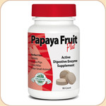 Oxbow Papaya Fruit Supplement Tabs