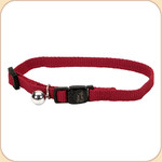 Soy Cat Collar in Cranberry