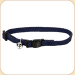 Soy Cat Collar in Indigo