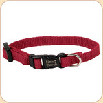 Soy Dog XS Collar in Cranberry