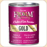 Fromm GOLD Grain-Free Salmon & Chicken Pâté (Canned)