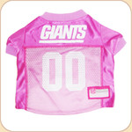 Team Pink Jersey--Giants