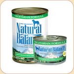 Natural Balance Vegetarian Formula (Canned)