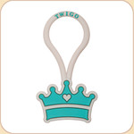 ID T-Tag--Crown in Teal