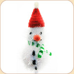 Snowman with Hat--3 sizes