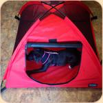 Pet Tent!