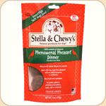 Stella & Chewy's Dog Freeze-Dried Pheasant Dinner