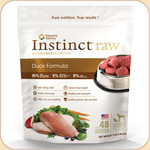 Nature's Variety Instinct Frozen Raw Duck 3 & 6 lb.