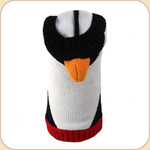 Penguin Sweater--Hooded