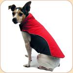 3 Season Nylon Coat--Fleece Lining