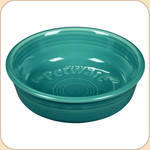 Fiesta Petware Porcelain Bowl--Turquoise--4 sizes