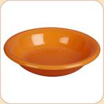 Fiesta Petware XXS Porcelain Cat Bowl--Tangerine
