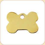 Flat Brass Bone