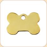 Flat Brass Bone