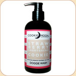 Cookie Moon Strawberry Shortbread Wash 8 oz.