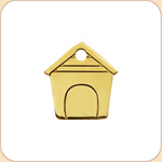 Flat Brass Dog House