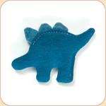 One Blue Hemp Dino--Mini