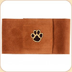"Belly Band--Tan Ultrasuede ""Wizzer"""
