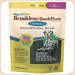 Ark Naturals Brushless Toothpaste Treats--Large