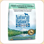 Natural Balance LID Sweet Potato & Chicken