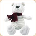Dapper Corduroy Bear
