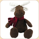 Dapper Corduroy Moose