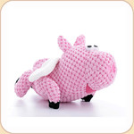 One Checked Mini Flying Pig