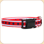 Canines for Veterans Jacquard Collar