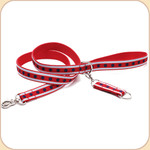 Canines for Veterans Jacquard Leash
