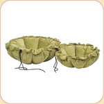 Drawstring Circular Bed
